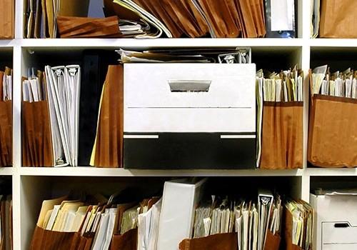 Document scanning: going paperless has never been easier.