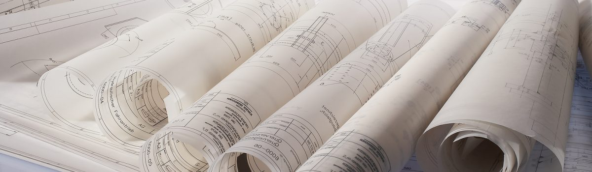 Rolled-Up Engineering Drawings